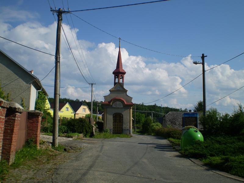 kaple sv.Floriána Stavenice
