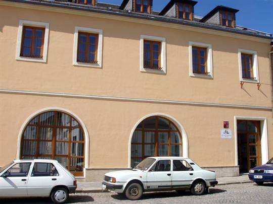 Měšťanský dům č.p. 971 Mohelnice