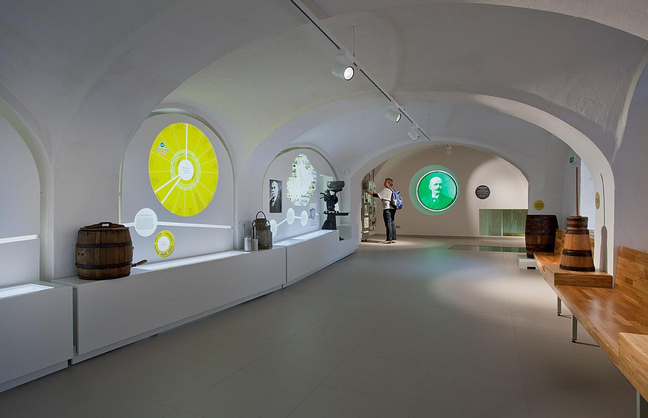Muzeum Olomouckých tvarůžků Loštice