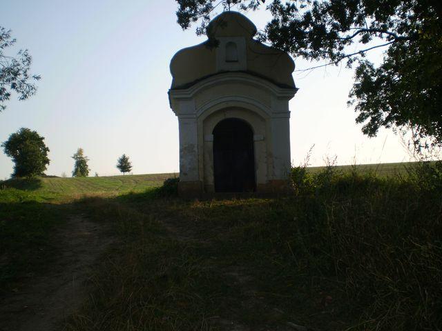 Kapličky v Křemačově