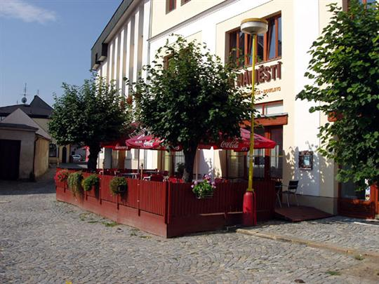 Restaurace Na náměstí Mohelnice