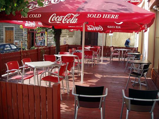 Restaurace Na náměstí Mohelnice - zahrádka