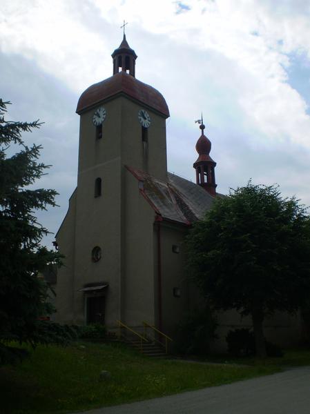 Kostel sv. Josefa Palonín