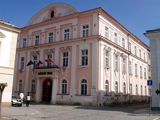 Budova radnice Mohelnice
