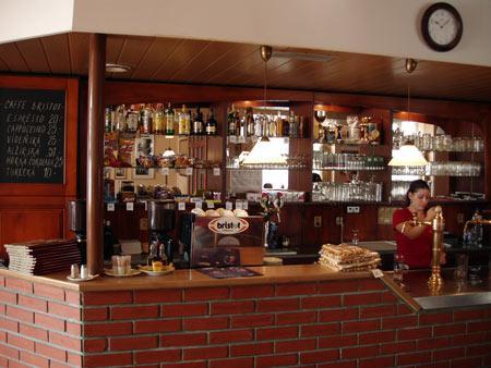 Restaurace U Coufalů - bar