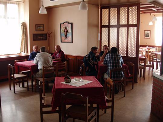 Restaurace U Coufalů - hosté