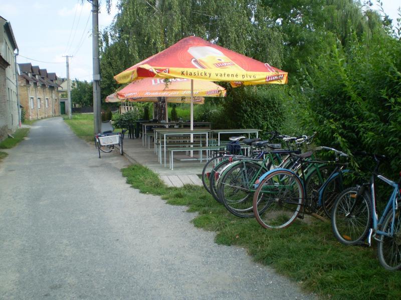 Restaurace U Třebůvky Moravičany
