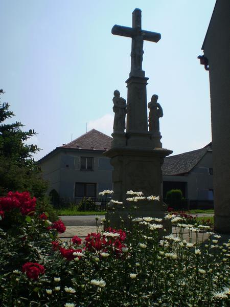 Kříže Palonín