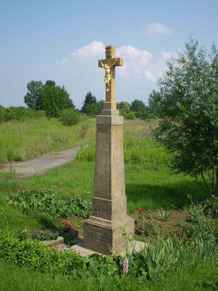 kříž k Doubravicím
