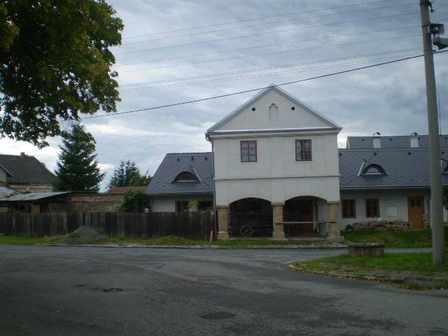 Vesnická kovárna Doubravice - Moravičany
