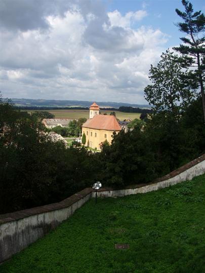 Kostel sv. Jiljí Úsov