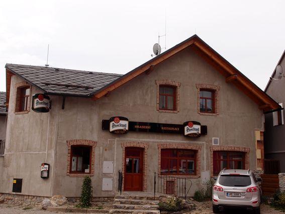 Hradební restaurace