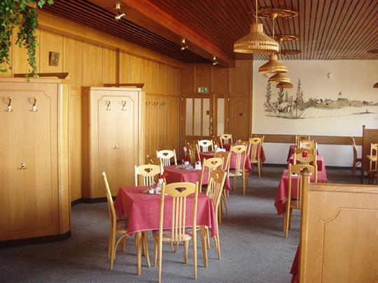 Restaurace Apollo - interiér