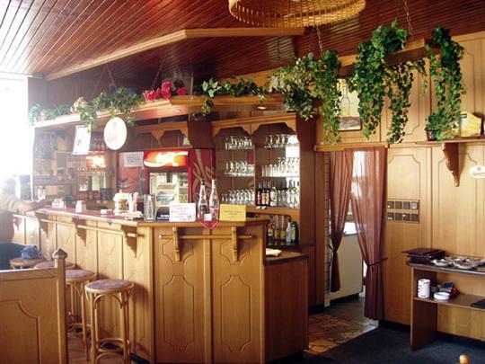 Restaurace Apollo - bar