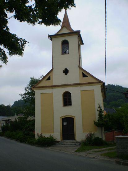 kaple sv.Antonína