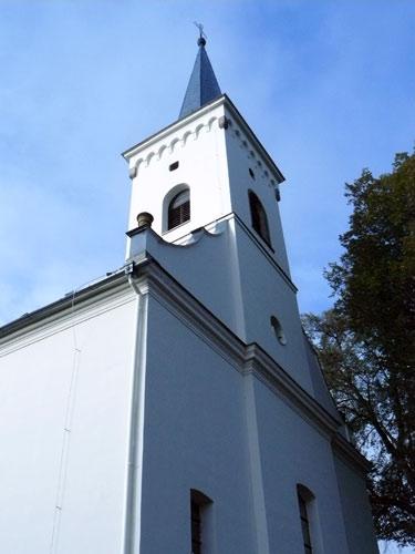 Kostel sv. Mikuláše Maletín