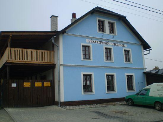 Pohostinství Pálenice Veleboř Klopina