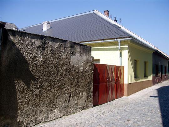 Brusův dům Mohelnice