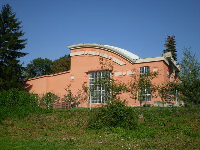Vodní elektrárna v Háji - Třeština