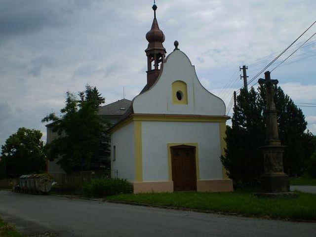 Kaplička Doubravice