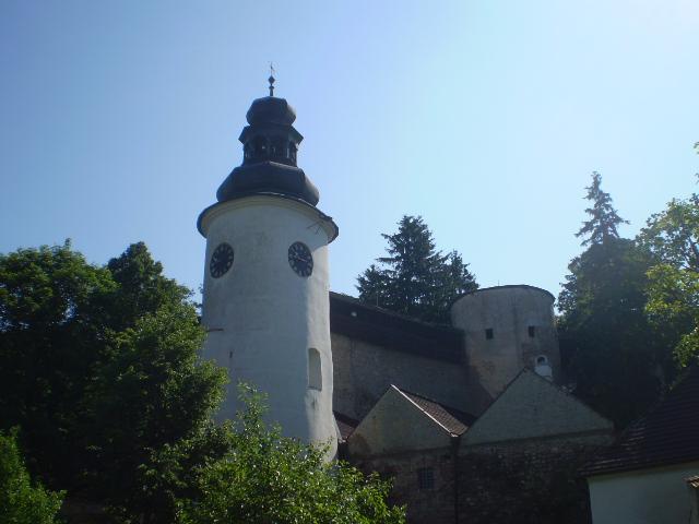 zámecká věž