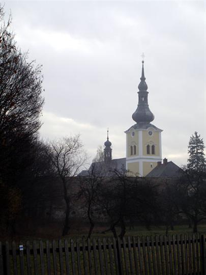 Kostel sv. Jiří Moravičany