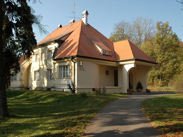 Penzion Vila Háj Třeština
