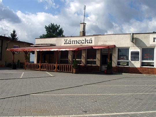 Zámecká Restaurace Úsov