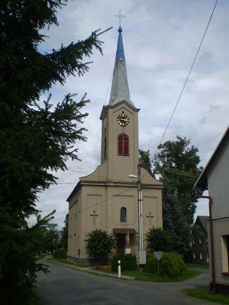 kaple sv.Cyrila a Metoděje