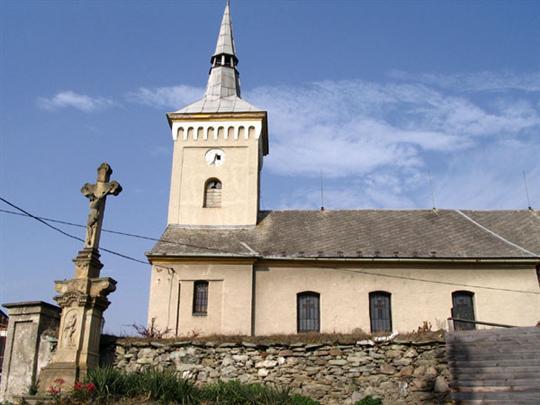 Kostel sv. Mikuláše Police