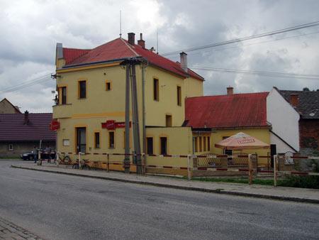 Restaurace Na Růžku Loštice