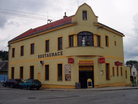 Restaurace Na Růžku
