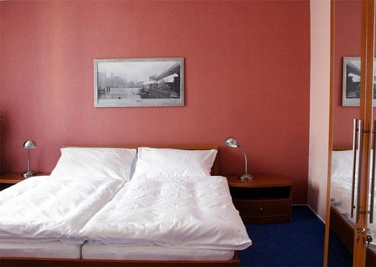 Penzion U Coufalů malý apartmán