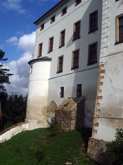Zámek a hrad Úsov