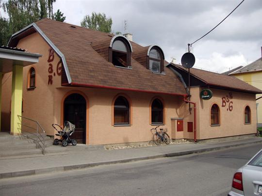 Bar G Loštice