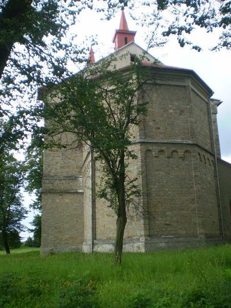 Kostel sv. Marie Magdaleny Studená Loučka