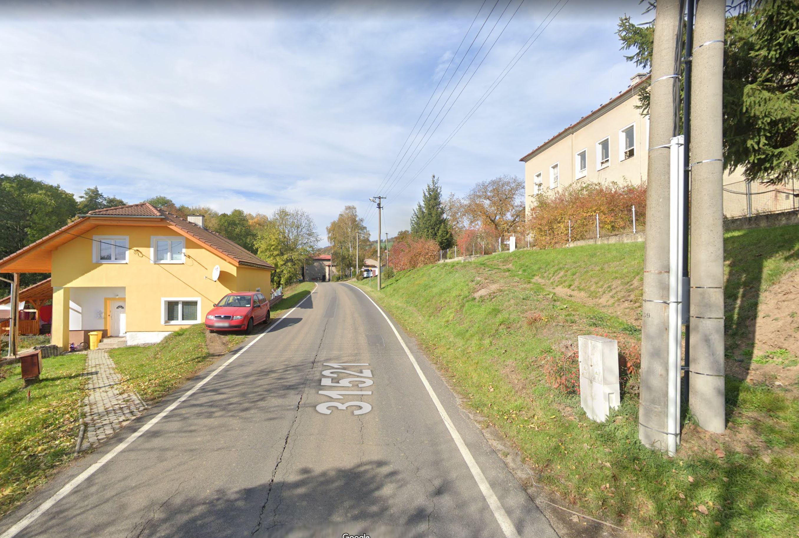 Řepová část města Mohelnice