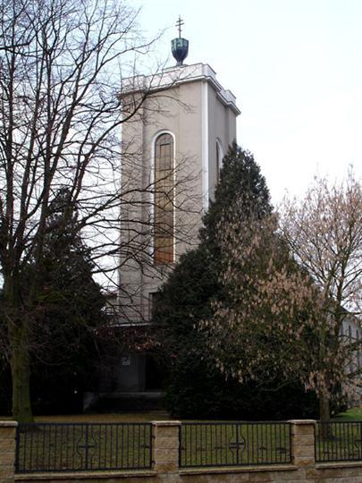 Husův sbor - Loštice