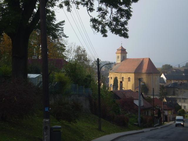 kostel sv.Jiljí