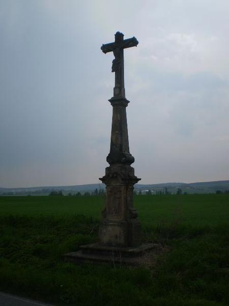kříž u Mitrovic