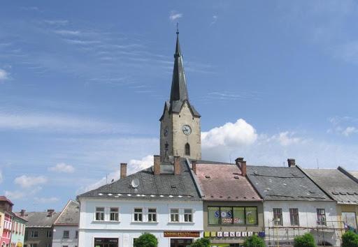 Městská vyhlídková věž Mohelnice
