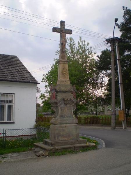 Shánělův kříž Moravičany