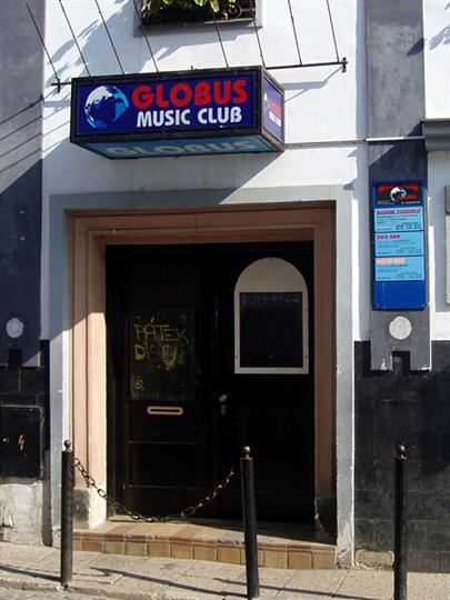 Globus music bar Mohelnice