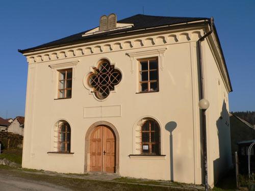 Synagoga Úsov