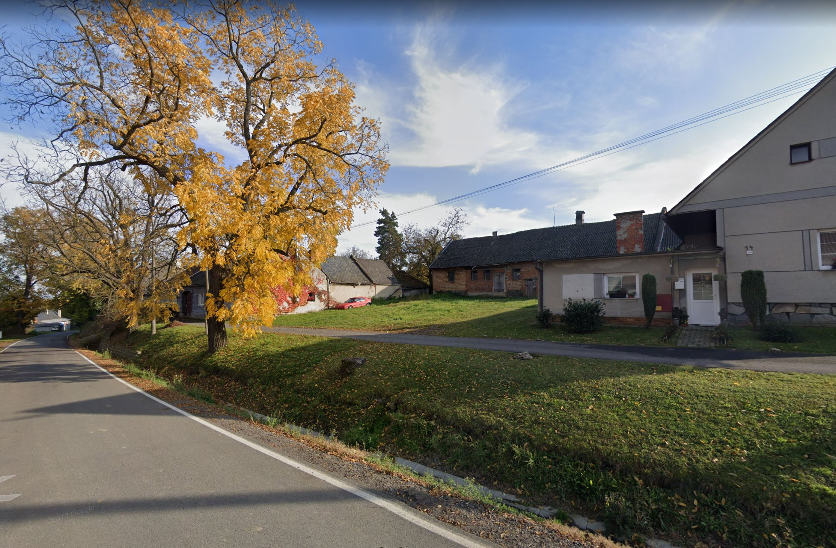 Svinov část obce Pavlov