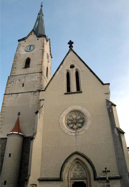 Farní kostel sv. Tomáše z Canterbury