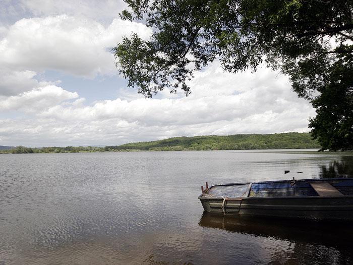 mohelnická jezera