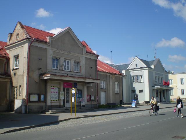 radnice města Mohelnice postavena 1564