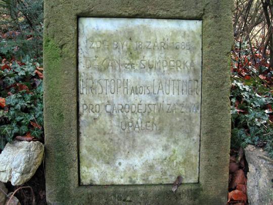 Památník K. A. Lautnera Mohelnice