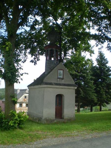 kaplička Veselí